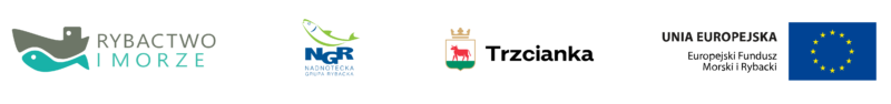 Park Ryb Słodkowodnych w Trzciance Logo